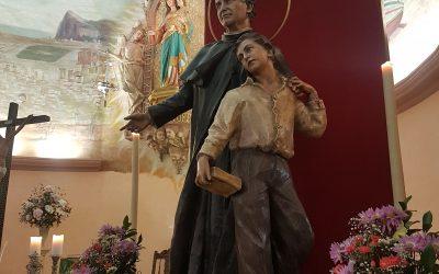 Celebración de la fiesta de Don Bosco